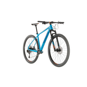 Cube Reaction Race MTB Hardtail blue